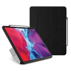 "Funda Pipetto Origami Pencil iPad Pro 12,9"" 4º Gen 2020 negra"