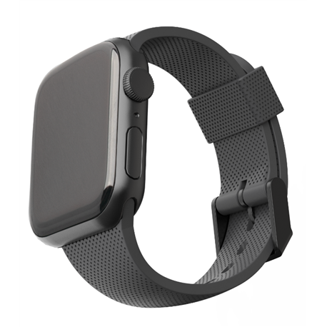 Correa silicona UAG [U] Apple Watch 38/40 mm negro