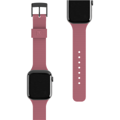 Correa silicona UAG [U] Apple Watch 38/40 mm rosa