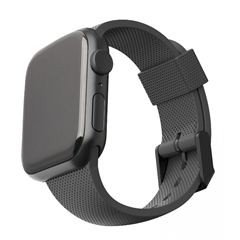 Correa silicona UAG [U] Apple Watch 38/40 mm gris