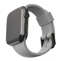 Correa silicona UAG [U] Apple Watch 42/44 mm gris
