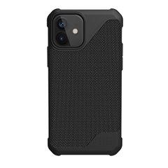 Funda iPhone 12 / Pro UAG Metrópolis LT fibra negro