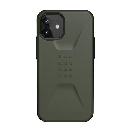 Funda iPhone 12 mini UAG Civilian verde