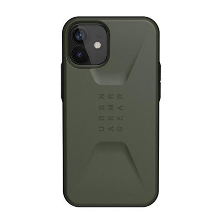 Funda iPhone 12 / Pro UAG Civilian verde