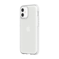 Funda iPhone 12 Mini Survivor transparente