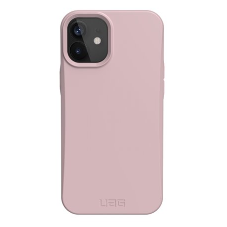 Funda iPhone 12 Mini Bio UAG Outback rosa