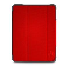 "Funda iPad Air / Pro 10,5"" STM Dux Plus Duo roja"