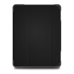 "Funda iPad 10,2"" 8ª y 7ª Gen STM Dux Plus Duo negra"