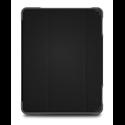 """Funda iPad 10,2"""" 9ª/8ª/7ª Gen STM Dux Plus Duo negra"""