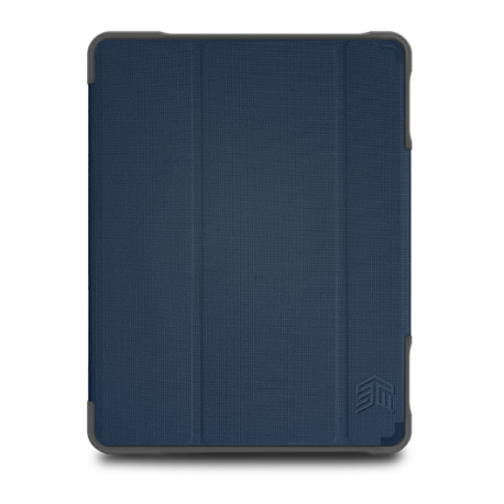 "Funda iPad 10,2"" 8ª y 7ª Gen STM Dux Plus Duo azul"