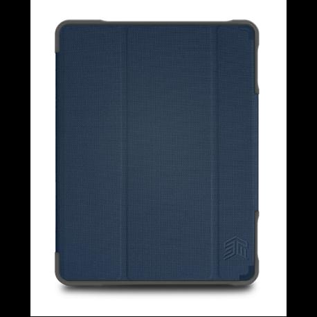 "Funda iPad 10,2"" 8ª y 7ª Gen STM Dux Plus Duo azul"