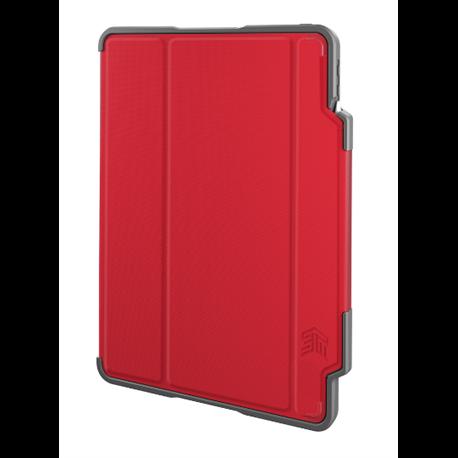 """Funda iPad Air 10,9"""" 4ª Gen STM Dux Plus Duo rojo"""