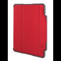 "Funda iPad Air 10,9"" 4ª Gen STM Dux Plus rojo"