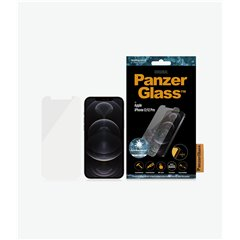 Cristal templado Panzer Glass iPhone 12 / Pro anti bacterias
