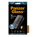 Cristal templado Panzer Glass iPhone 12 / Pro Case Friendly negro