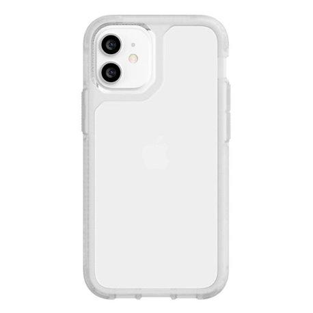 Funda iPhone 12 Mini Survivor Strong transparente