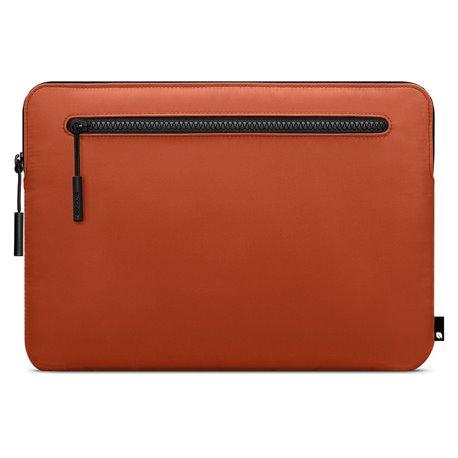 """Funda Incase Compact Sleeve MacBook Pro/Air USB-C 13"""" naranja"""