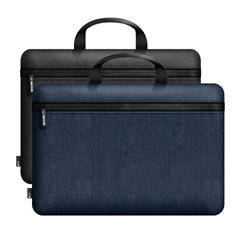 "Maletín Incase Carry MacBook 13"" gris"