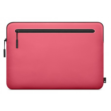 "Incase Compact Sleeve MacBook Pro USB-C 15-16"" rojo hibisco"