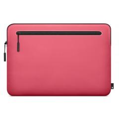 "Incase Compact Sleeve MacBook Pro/Air USB-C 13"" rojo hibisco"