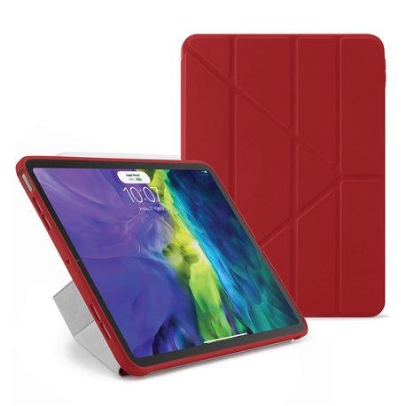"""Funda Pipetto Origami iPad Air 10,9"""" 4º Gen 2020 rojo"""