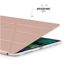 "Funda Pipetto Origami iPad Air 10,9"" 4º Gen 2020 dorado rosa"
