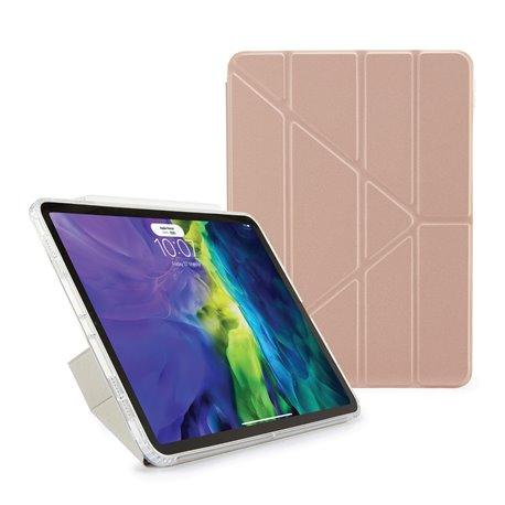 """Funda Pipetto Origami iPad Air 10,9"""" 4º Gen 2020 dorado rosa"""