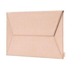 """Funda Incase Envelope MacBook Pro/Air USB-C 13"""" Woolenex rosa"""