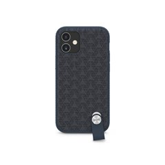 Moshi Altra funda con correa iPhone 12 mini azul