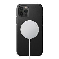 Nomad Rugged Case funda iPhone 12 / 12 Pro MagSafe negro
