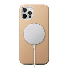 Nomad Rugged Case funda iPhone 12 / 12 Pro MagSafe beige natural