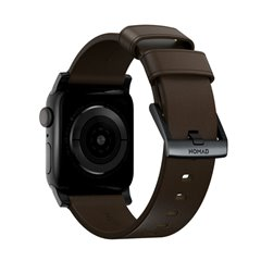Nomad Modern correa Apple Watch 38/40 mm marrón/negro