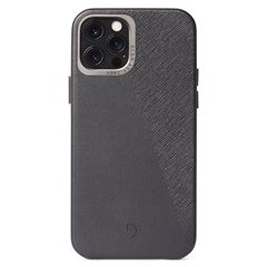Decoded Split funda iPhone 12 / 12 Pro negro