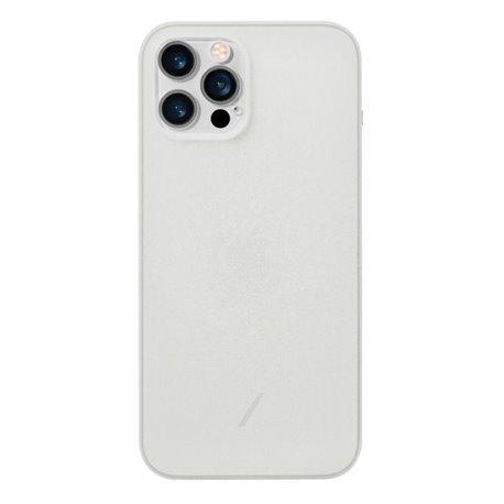 Native Union Clic Air funda delgada iPhone 12 / 12 Pro Max transparente