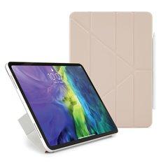 """Funda Pipetto Ultra Slim Origami iPad Pro 12,9"""" 4º Gen 2020 rosa"""