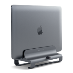 Satechi sorporte aluminio MacBook gris espacial
