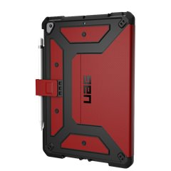 """Funda UAG Metrópolis iPad 10,2"""" 8ª y 7ª rojo"""