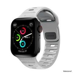 Nomad Sport V2 correa deportiva Apple Watch 42/44/45 mm gris lunar