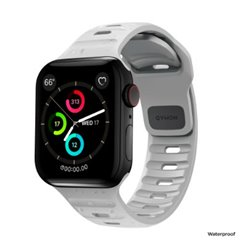 Nomad Sport V2 correa deportiva Apple Watch 44/42 mm gris lunar