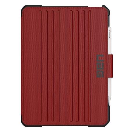 """Funda UAG Metrópolis iPad Pro 11"""" 3ª Gen 2021 rojo magma"""