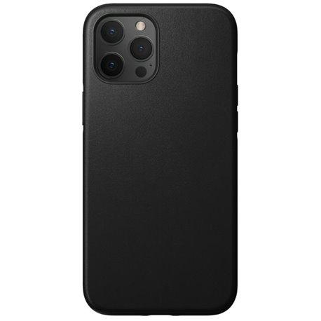 Nomad Rugged Case funda iPhone 12 Pro Max MagSafe negro
