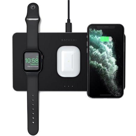 Satechi Trio Wireless base carga 3 en 1