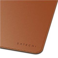 Satechi alfombrilla escritorio Deskmate Eco-leather marrón