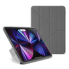"""Funda Pipetto Origami No1 iPad Pro 11"""" 3º Gen 2021 gris oscuro"""