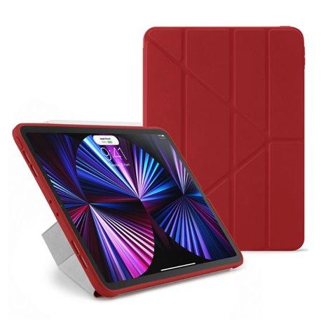 """Funda Pipetto Origami No1 iPad Pro 11"""" 3º Gen 2021 rojo"""