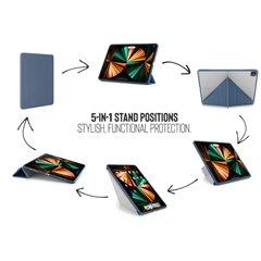 "Funda Pipetto Origami No1 iPad Pro 12,9"" 5ª Gen 2021 azul"