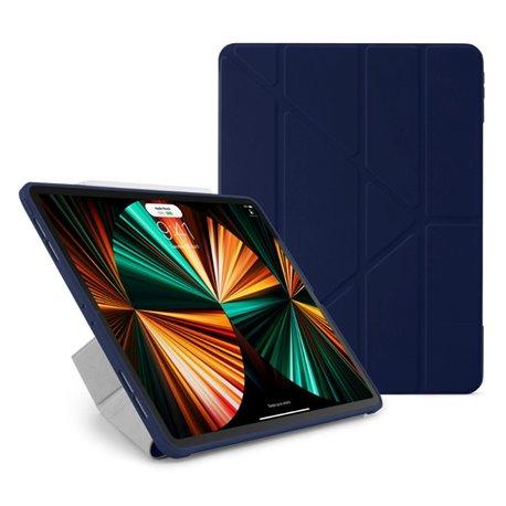 "Funda Pipetto Origami No1 iPad Pro 12,9"" 5ª Gen 2021 azul oscuro"