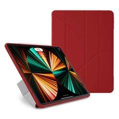 "Funda Pipetto Origami No1 iPad Pro 12,9"" 5ª Gen 2021 rojo"