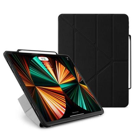"Funda Pipetto Origami Pencil No3 iPad Pro 12,9"" 5ª Gen 2021 negra"
