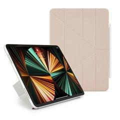 """Funda Pipetto Origami No4 Folio iPad Pro 12,9"""" 5ª Gen 2021 rosa"""